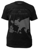 Velvet Underground - Back Cover (slim fit) T-Shirt