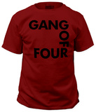 Gang of Four - Logo Shirts