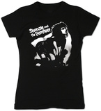 Juniors: Siouxsie and the Banshees - Hands & Knees T-Shirts