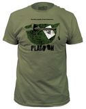 Platoon - The First Casualty (slim fit) T-Shirt
