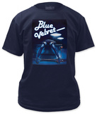 Blue Velvet - Pool Table T-shirts