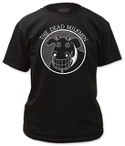 The Dead Milkmen - Cow Logo Black Shirts