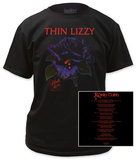 Thin Lizzy - Roisin Dubh T-shirts