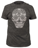 Sugar Skull (slim fit) T-Shirt