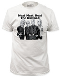 The Damned - Neat Neat Neat (slim fit) T-shirts