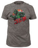Godzilla - Rising Sun (slim fit) Shirts