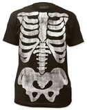X-Ray Costume Tee (slim fit) T-Shirts