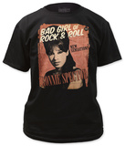 Ronnie Spector - Bad Girl of Rock & Roll Shirts