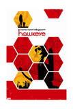 Hawkeye 14 Cover: Bishop, Kate Prints by Matt Hollingsworth
