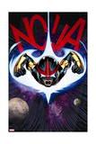 Nova 6 Cover: Nova Posters by Ed McGuiness
