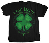 Thin Lizzy - Four Leaf Clover T-Shirts