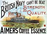 Aimer's Coffee Essence Blechschild