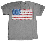 Cheech & Chong - Sombrero Joint Flag T-shirts