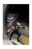 Ultimate Comics Wolverine 1 Cover: Wolverine Art by Arthur Adams