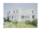Bahamian House, 2004 Giclee Print by Alessandro Raho