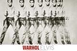 Eight Elvis®, 1963 Giclée-tryk af Andy Warhol