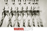 Andy Warhol - Eight Elvis®, 1963 - Giclee Baskı