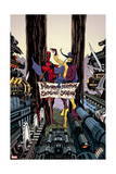 Deadpool: Annual 1 Cover: Deadpool, Madcap Poster by Tradd Moore