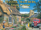 Master Thatcher Cartel de chapa por Trevor Mitchell