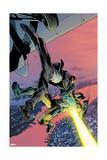 Wolverine 4 Cover: Wolverine Print by Alan Davis