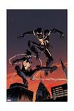 Venom 40 Cover: Venom, Mania Prints by Declan Shalvey