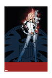 Uncanny X-Men 9 Cover: Dazzler Prints by Chris Bachalo