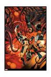 Wolverine 6 Cover: Wolverine, S.H.I.E.L.D. Prints by Alan Davis