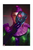 Ultimate Comics Ultimate 30 Cover: Kang Prints by Michael Komarck