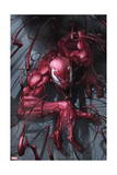 Superior Carnage 1 Cover: Carnage Prints by Clayton Crain