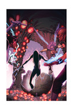 Inhumanity: the Awakening 2 Cover: Pixie, Quire, Quentin, Striker, Finesse Prints by Jorge Molina