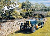 Jowett Tin Sign by Trevor Mitchell
