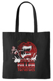 Attack of the Killer Tomatoes - Movie Poster Tote Bag Sacola