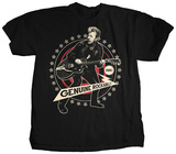 Brian Setzer - Genuine Rockabilly T-Shirt