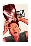 X-Men Legacy 16 Cover: Legion Prints by Mike Del Mundo