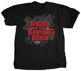 Night of the Living Dead - Eyes Logo T-Shirts