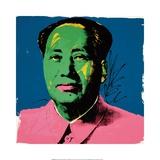 Mao, 1972 Impression giclée par Andy Warhol
