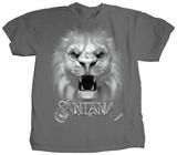 Santana - 3D Lion T-Shirt