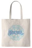 Santana - Lotus Tote Bag Tote Bag
