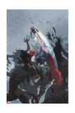 Thor: God of Thunder 3 Cover: Thor Poster by Esad Ribic