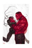 Thunderbolts 2 Cover: Red Hulk, Venom Posters by Julian Totino Tedesco