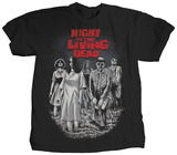 Night of the Living Dead - Bloodthirsty Tshirts