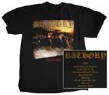 Bathory - Blood Fire Death T-shirts