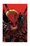 Savage Wolverine 7 Cover: Wolverine Art by Joe Madureira
