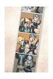 Alpha: Big Time 4 Cover: Alpha, Thor Prints by Humberto Ramos