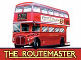 Routemaster Tin Sign