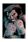 Wolverine 7 Cover: Wolverine Prints by Mirco Pierfederici