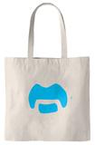 Frank Zappa - Mustache Tote Bag Tragetasche