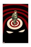 Daredevil: 27 Cover: Nelson, Foggy Print by Chris Samnee