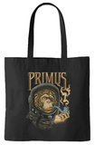 Primus - Astro Monkey Tote Bag Tote Bag