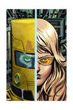 Secret Avengers 8 Cover: Mockingbird, A.I.M. Posters by Nic Klein